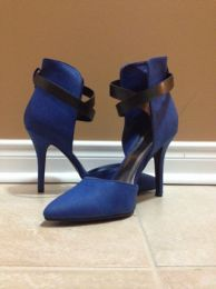Available @ TrendTrunk.com Charlotte Russe Heels. By Charlotte Russe. Only $20.00!