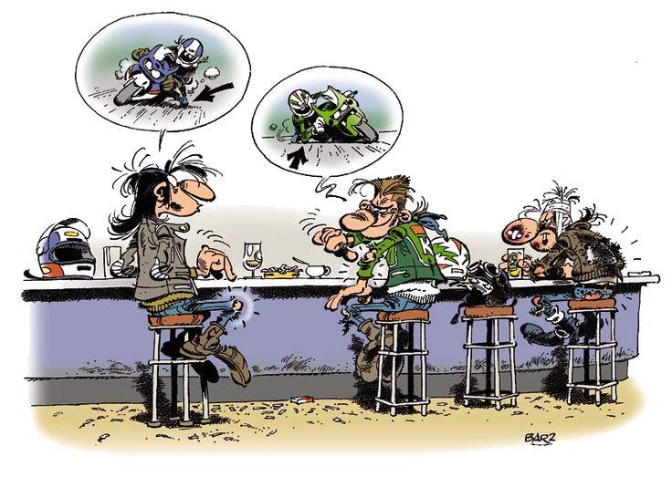 ikwilvanmijnmotorfietsaf.nl is ook fan van Joe Bar!