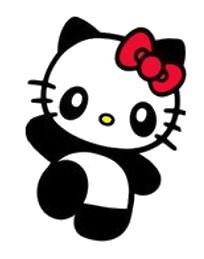 Sanrio Hello Kitty Panda