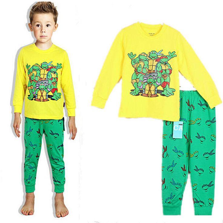 http://babyclothes.fashiongarments.biz/  Boys clothes set Kids pajamas mutant ninja turtles pyjama set boys pajamas pijama menin children sleepwear boys clothing 2T-7T, http://babyclothes.fashiongarments.biz/products/boys-clothes-set-kids-pajamas-mutant-ninja-turtles-pyjama-set-boys-pajamas-pijama-menin-children-sleepwear-boys-clothing-2t-7t/,  Boys clothesv Kids pajamas mutant ninja turtles pyjama set New boys pajamas pijama menin children sleepwear boys clothing 2T-7T          Size    Top…