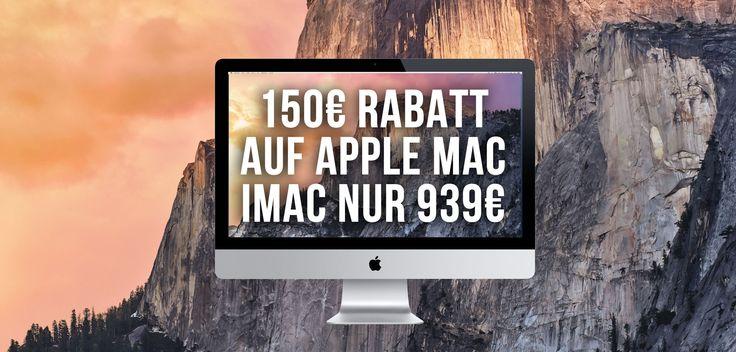 Macbooks & iMacs billiger: MacTrade Apfeleimer Rabatt Aktion - http://apfeleimer.de/2014/07/macbooks-imacs-billiger-mactrade-apfeleimer-rabatt-aktion - Neues, billiges Apple Macbook Air oder Macbook Pro kaufen? Rabatt auf einen Apple iMac? In Kooperation mit MacTrade können wir Euch aktuell wieder dicke Rabatte auf iMacs, Macbook Air, Macbook Pro und den Mac Pro garantieren. Zwei neue Gutschein-Codes bringen Euch die neue Apple Hardware bis zu ...
