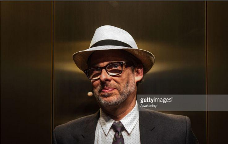 @MichaelChabon @IncrocidiCiviltà in Venice. @SimonPadovani for @awakeninginfo @GettyImages