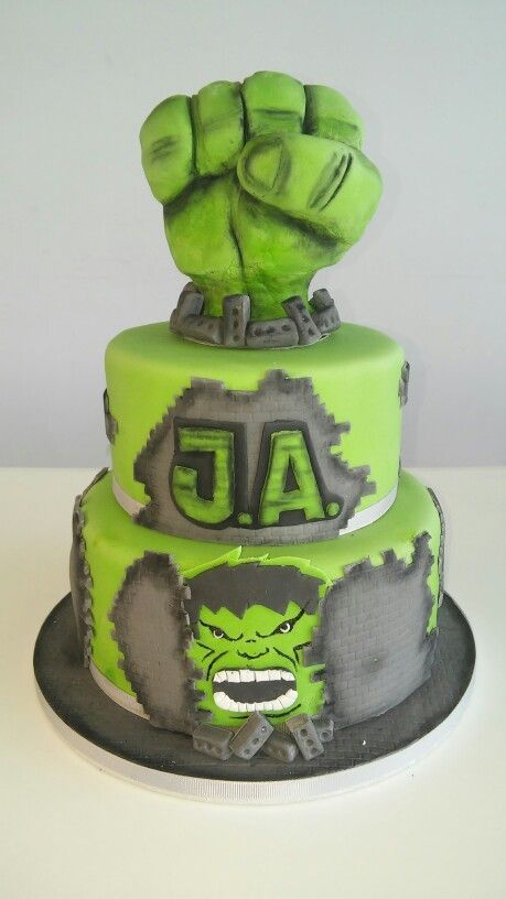 37 best vengadores images on Pinterest Avenger cake Incredible