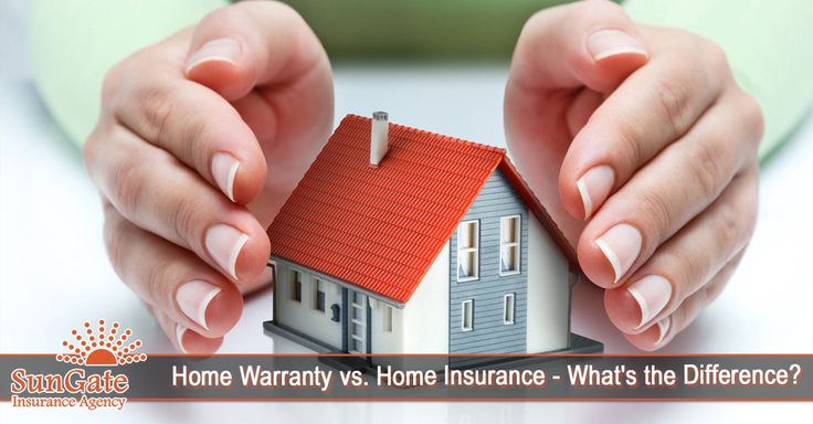 Home Warranty vs. Home Insurance - What's the Difference?