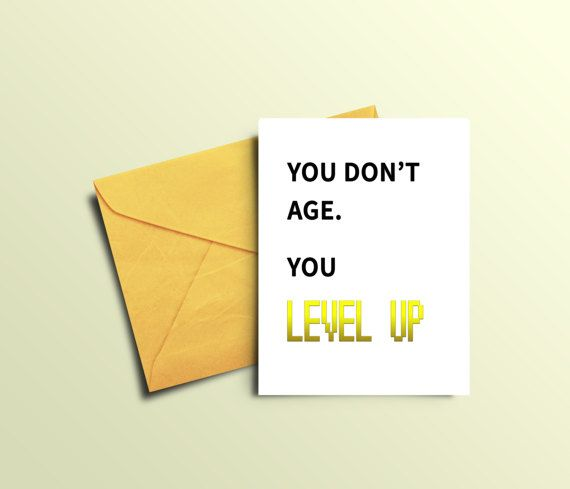 12 best Gamer Fun images on Pinterest Anniversary cards, Bday - birthday cards free download printable