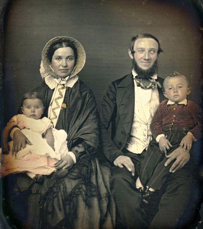 1850's Family