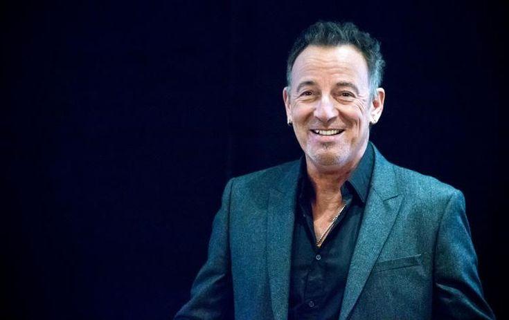 Noch ein Popmusiker in der Literatur: Bruce Springsteen ist in der Stadt, wenn auch nicht auf der Messe, und liest ein bisschen aus seiner Autobiographie.