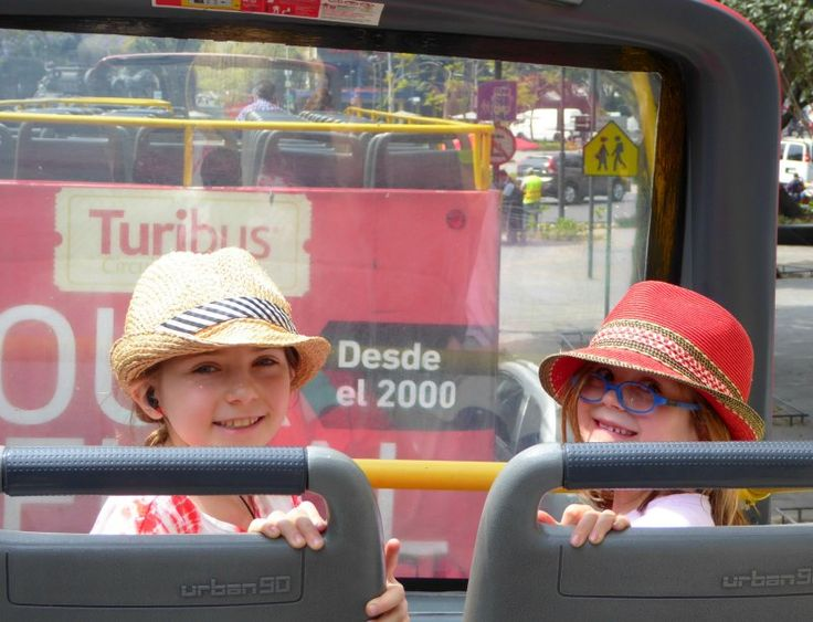 In a city as big as Mexico City you need an easy way to get your bearings and one of the best ways to do this is on tour of the capital on the Turibus.