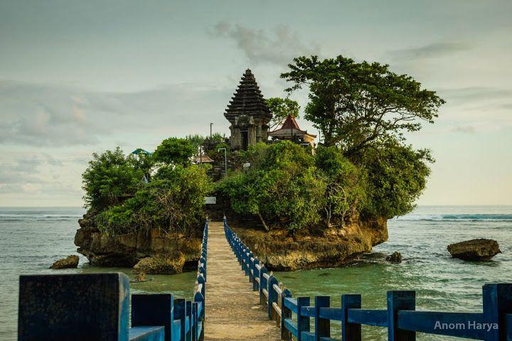 Bima Sakti di Pantai Balekambang (Kab Malang)