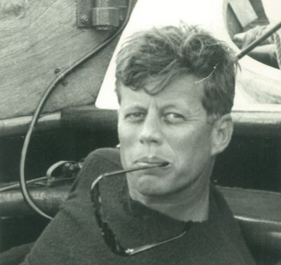 JFK --By Michael BUTLER.