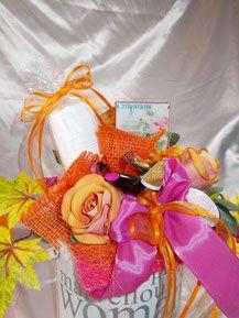 Eau de Parfum, Parfüm Flacon, Fahrrad, Rad, Rosa, Design Flasche, Wellness, Geschenk,