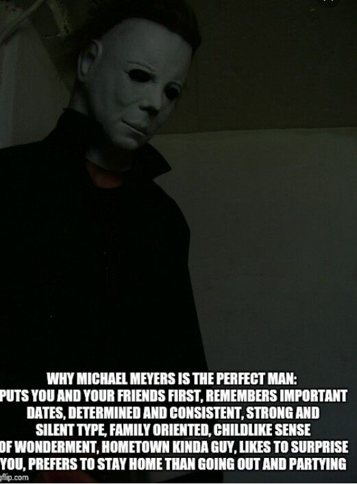 He Is Coming For Sure Horror Movie Quote: 17 Best Images About Michael Myers, Jason Voorhees
