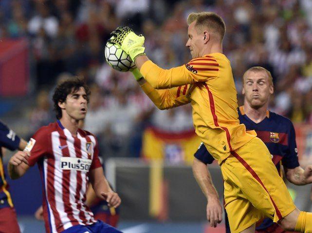 Marc-Andre ter Stegen 'to become Barcelona's number one' #Barcelona #Football