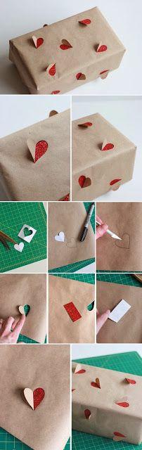 Creatief een cadeau inpakken