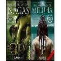 Shiva Trilogy: The Secret of the Nagas and the Immortals of Meluha (Set of 2 Books)