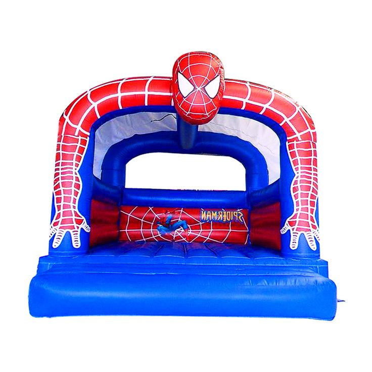 How To Buy Low-price And Best Spider Man Bouncy House? Our Provide Commercial Bounce House, Discount Water Slide, Cheap Bouncy Games In Sale Inflatables Online