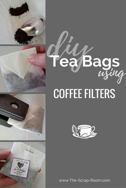Here's a thoughtful present for the tea drinker on your gift giving list! Thes...