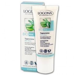 Crema de Día Aloe Bio para pieles sensibles 40 ml.