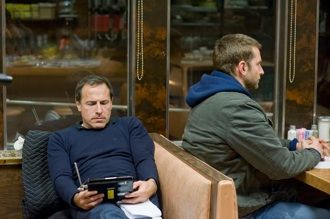 """GREAT article on David O. Russell, the director of Silver Linings Playbook, on being an """"actor's director"""""""