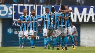 Blog Esportivo do Suíço: Campeonato Gaúcho 2016 - 1ª Rodada: Grêmio leva susto mas vira sobre o Brasil de Pelotas