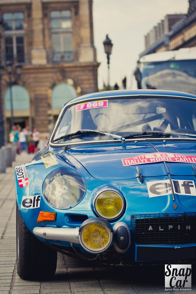 Renault Alpine Berlinetta see the feature on www.in2motorsport...