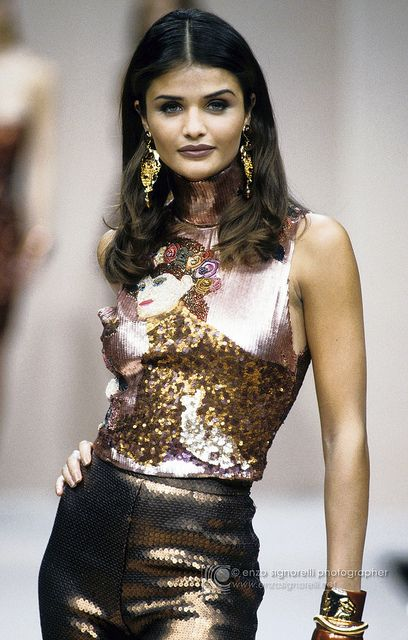 Helena Christensen- the most stunning woman of all time