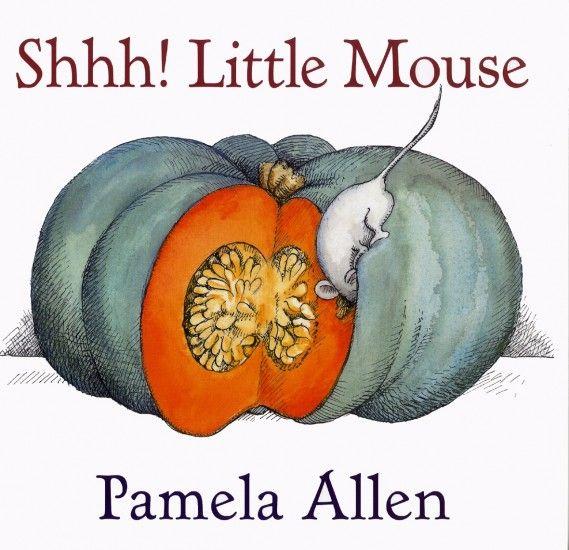 Shhh! Little Mouse | The Little Big Book Club