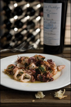 Calamari a la Plancha | Epic Spanish Food | Pinterest