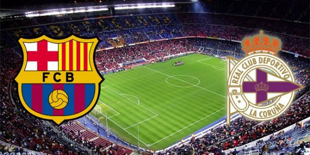 Barcelona vs Deportivo La Coruna live stream of La Liga 12 March 2017 match now available. Watch Dep...