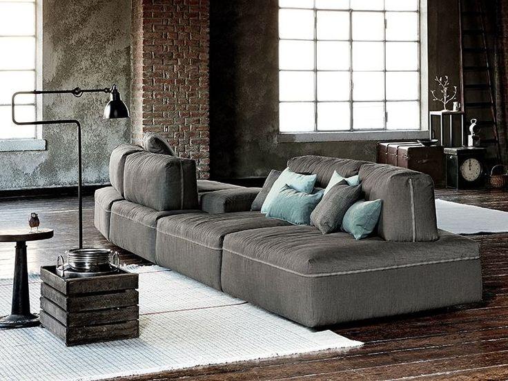 Schön Modular Fabric Sofa SANDERS By Ditre Italia | Design Stefano Spessotto,  Lorella Agnoletto