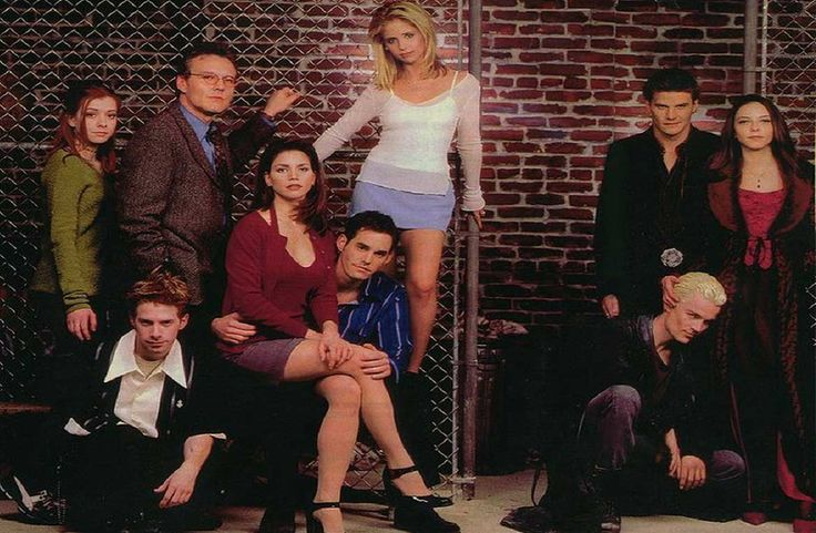 """Buffy l'Ammazza Vampiri ospite di """"Ieri e Oggi"""""""