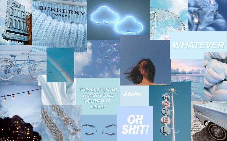 light blue macbook wallpaper in 2021 | Macbook wallpaper ...