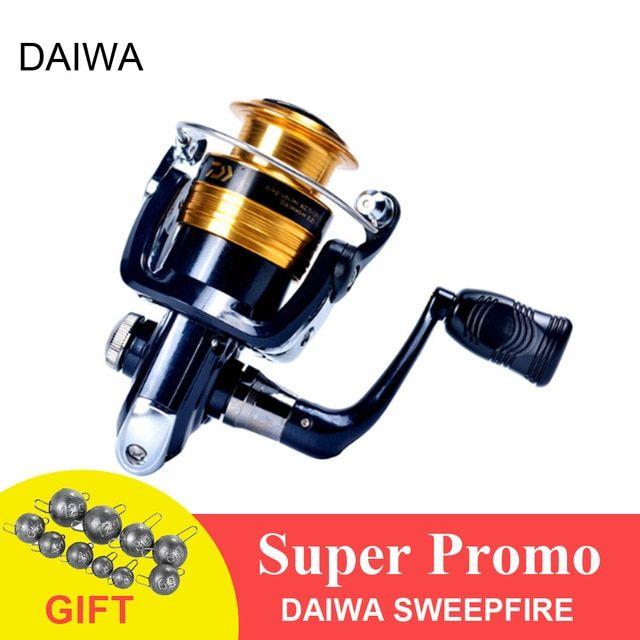 Daiwa SWEEPFIRE 3500/2BB 5,3 1/Spin Reel
