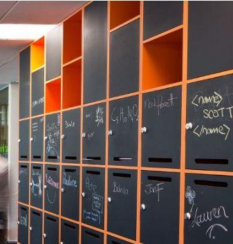 Best 25+ Lockers ideas on Pinterest   Mud room lockers ...