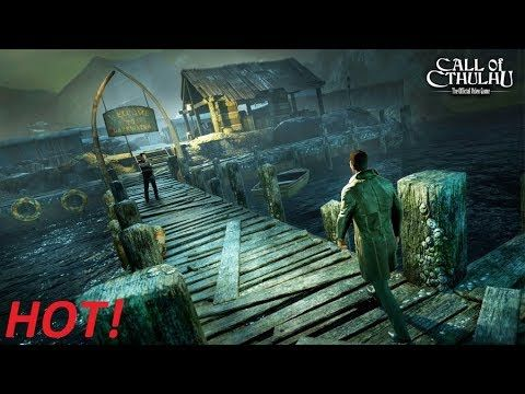 [Video] New Call of Cthulhu Gameplay! #Playstation4 #PS4 #Sony #videogames #playstation #gamer #games #gaming