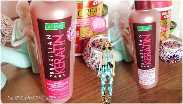 brazilian keratin #brazilian #keratin #hair #saç #bakım #diy #idea #fikir #güzellik
