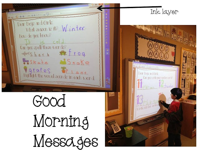 Good Morning Messages: Morning Messages, Teaching Tidbits, Tunstall S Teaching, Smartboard, Speed Ahead, Morning Work, Good Morning, Full Speed