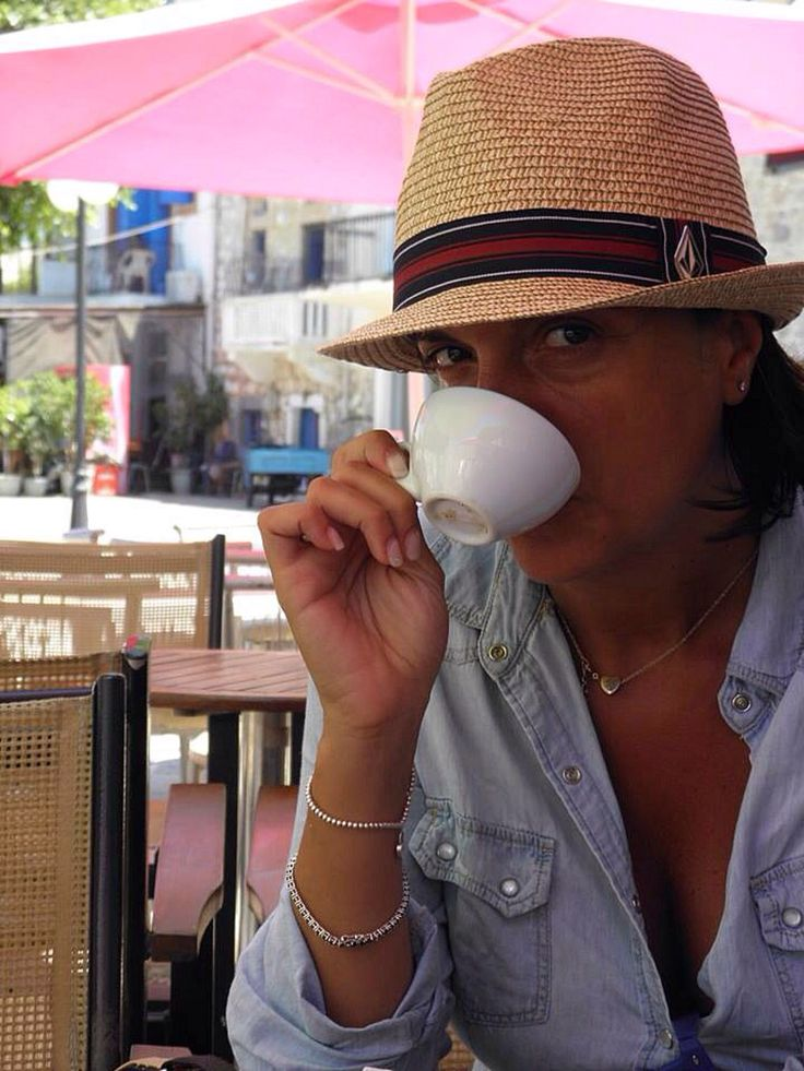 Coffee in Kos