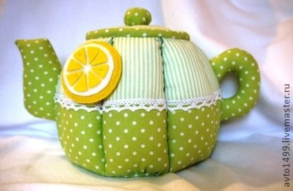 Кухня ручной работы. Ярмарка Мастеров - ручная работа Зеленый чай с лимоном. Handmade.