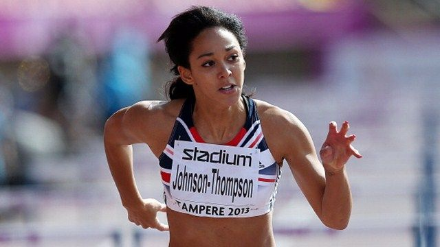 After a promising summer, Katarina Johnson-Thompson is one of the leading candidates to be named Britain's Young Athlete of the Yea