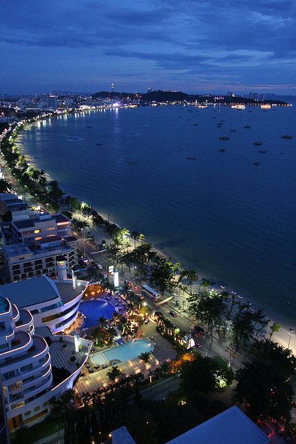 Pattaya Beach Thailand Been here.... Gorgeous!!!!