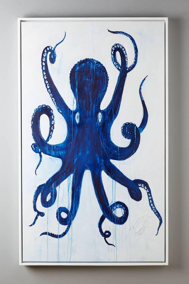 143 best octopus images on pinterest | art ideas, art print and