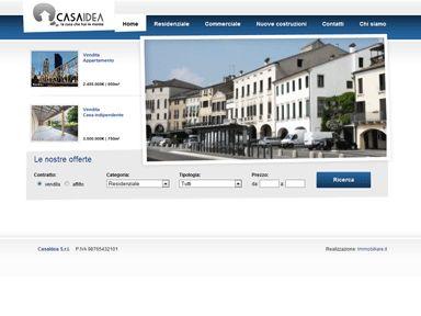 Siti web per agenzie immobiliari.