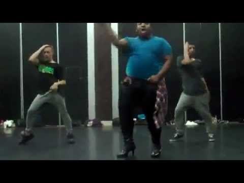 Big Boys Can DANCE Too !