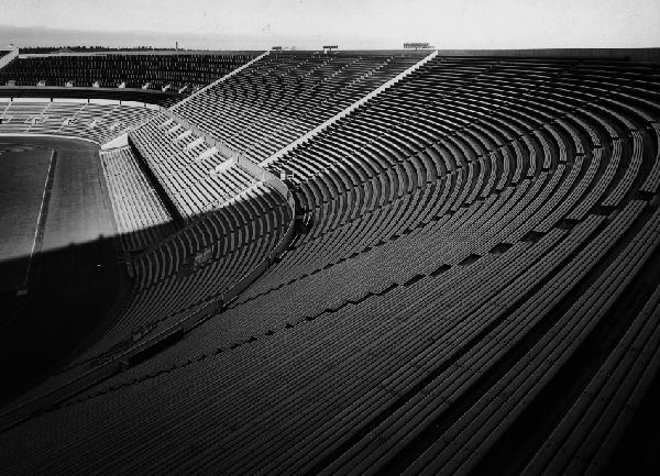 Docomomo - Olympiastadion - The Olympic stadium