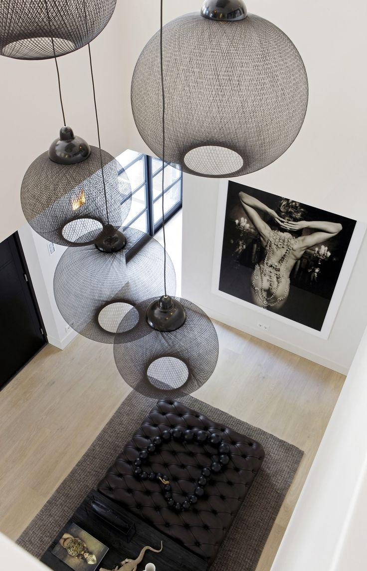 Hanglampen uit de collectie van Moooi, verkrijgbaar bij Top Interieur in Massenhoven