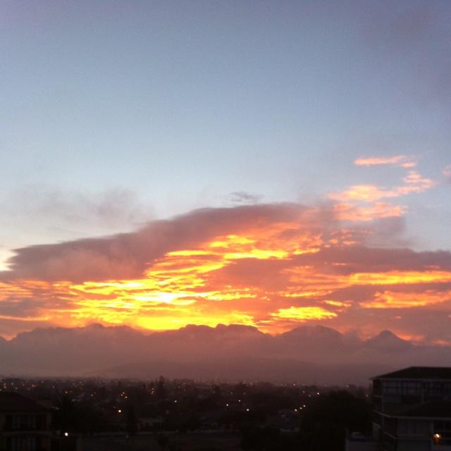 Sunrise, Strand