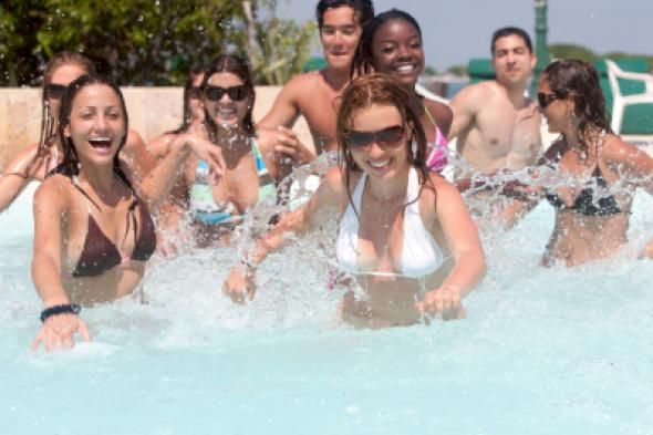 Pool Party Games for Adults