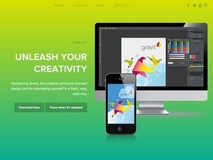 Gravit, le Photoshop gratuit et en ligne | Time to Learn | Scoop.it