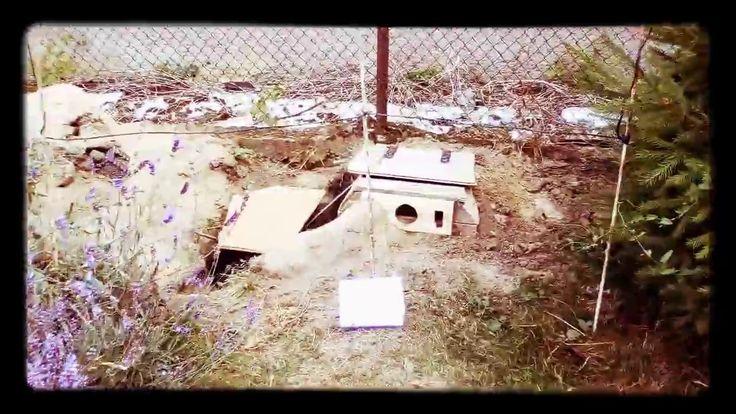 Odhalenie bunkru B-AL-1